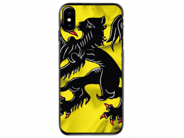 iPhone_X_Vlaanderen_Softcase
